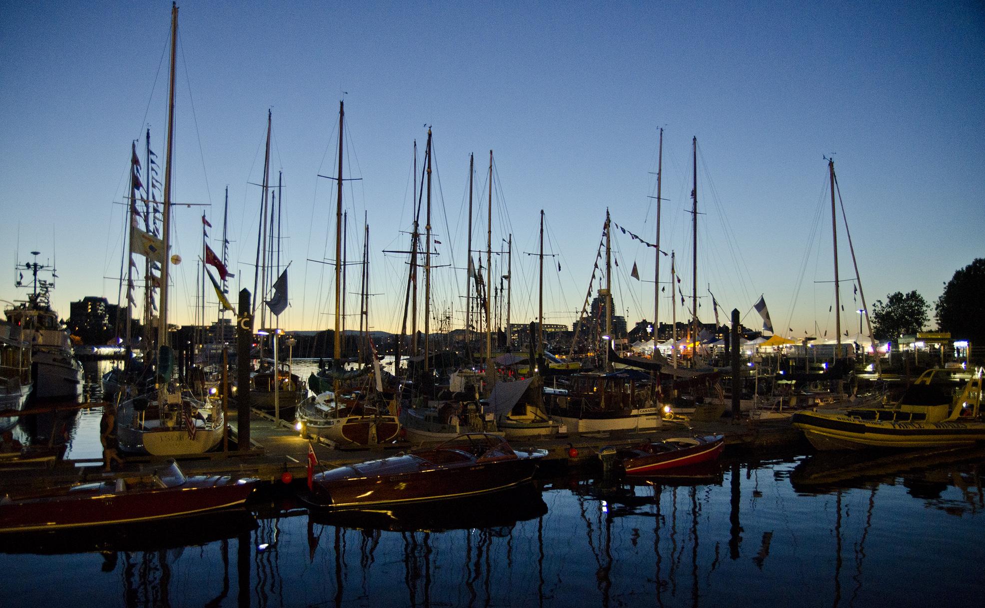 Victoria Classic Boat Festival Memories